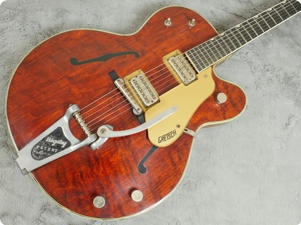 Gretsch 6122 Country Gentleman 1967 Walut Guitar For Sale