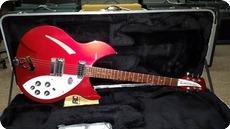 Rickenbacker 330 RBY Ruby