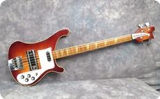 Rickenbacher 4001 1973 Fireglo