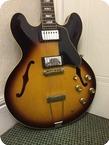 Gibson ES 335TD 1967 Sunburst