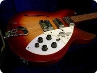 Rickenbacker 1998PT Pete Townshend Limited Edition 1987 FireGlo