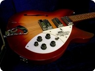 Rickenbacker 1998PT Pete Townshend Limited Edition 1987 FireGlo