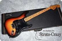 Fender Stratocaster 1977 Sunburst