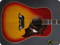 Gibson Dove 1971 Cherry Sunburst
