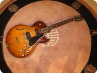 Gibson ES 125 TD 1966 Sunburst ice Tea