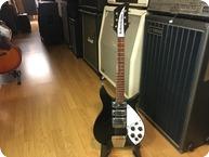 Rickenbacker 325 Jet Glo John Lennon 1991 Black