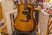 Guild D40 1973 Sunburst