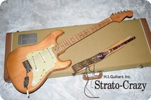 Fender Stratocaster Stripped Natural