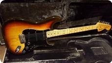 Fender Stratocaster 1979 3 Tone Sunburst