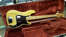 Fender Precision Bass 1978 Natural