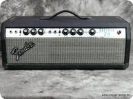 Fender Bassman 70 1981 Black Tolex