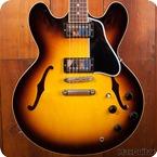 Gibson ES 335 2011 Vintage Sunburst
