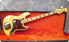 Fender Jazz 1973 Blonde