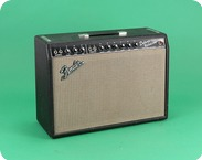 Fender Deluxe Reverb Amplifier 1966 Black