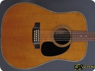Ibanez Vintage 691 12 String 1976 Natural