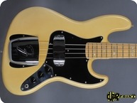 Fender Jazz Bas 1976 Olympic White