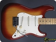 Fender Stratocaster 1983 Sienna Burst
