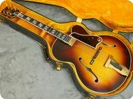Gibson Johnny Smith 1963 Tobacco Sunburst