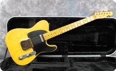 Nash Guitars T 52 2006 Butterscotch Blonde