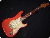 Fender Custom Shop 1960 Relic Stratocaster 2001 Fiesta Red