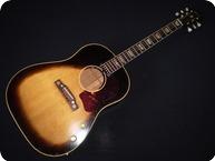 Gibson J160E 1954 Sunburst