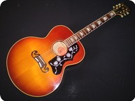 Gibson J200 1995 Sunburst