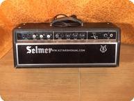 Selmer TREBLE AND BASS MKIII VINTAGE 60S BLACK FRIDAY DISCOUNT 1968 BlackSilver