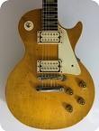 Gibson 1958 Les Paul Standard Dave Johnson Restoration Makeover 2011 Dirty Lemon Burst