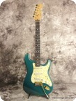 Fender Stratocaster 1993 Green Metallic