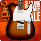 Fender Telecaster 2016 Three Tone Sunburst