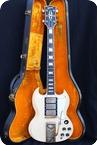 Gibson Les Paul SG Custom 1961 White