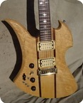 B.c.rich MOCKINGBIRD Lefty 1983 Natural Birds Eye Maple