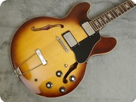 Gibson ES 335 TD 1874 Tobacco Sunburst