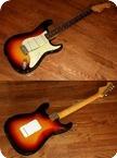 Fender Stratocaster FEE0922 1962