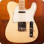 Fender Telecaster 1967 Olympic White