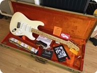 Fender Stratocaster Eric Clapton Signature 2002 White