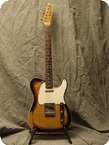Fender 67 Telecaster Custom 1967 Sunburst