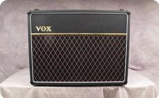 VOX JMI AC30 Treble Model 1964 Black Tolex