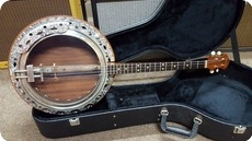 Framus 4 String Banjo 1965 Natural