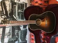 Gibson Jackson Browne Model A 2010 Sunburst