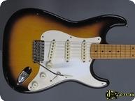 Fender Stratocaster 1958 2 tone Sunburst