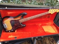 Fender Precision Bass 1965 Sunburst