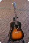Gibson J 35 1937 Sunburst