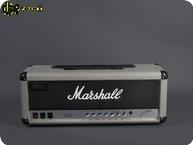 Marshall 2555 Silver Jubilee JCM 2550 100 Watt 1987 Silver Levant