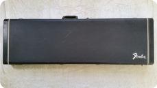 Fender JazzPrecisionTelecaster Bass 1978 Black Tolex With Maroon Interior