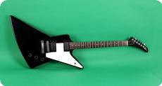 Gibson Explorer 1990 Black