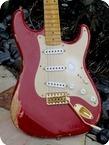 Fender Stratocaster 2014 Dakota Red