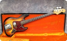 Fender Jazz 1964 Sunburst