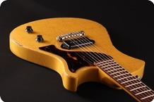 Springer Guitars Spartan Jr. 2017 TV Yellow Relic