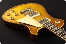 Springer Guitars Seraph V.N.S. 2017 Faded Lemon Burst Relic